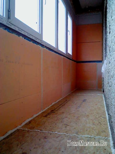Вариант утепление балкона фото ремонтов квартир - дизайн инт.