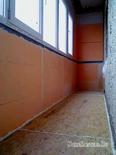 Утепление балкона фото ремонтов квартир - дизайн интерьера.