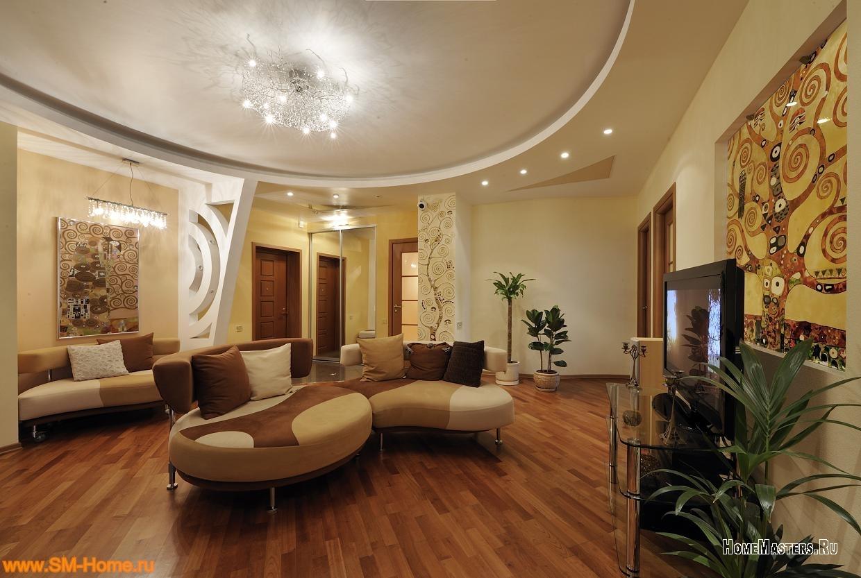 Дизайн гостинної