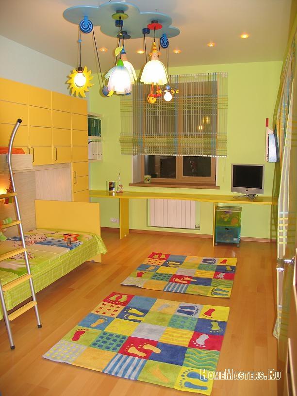 Светильники для детской комнаты фото
