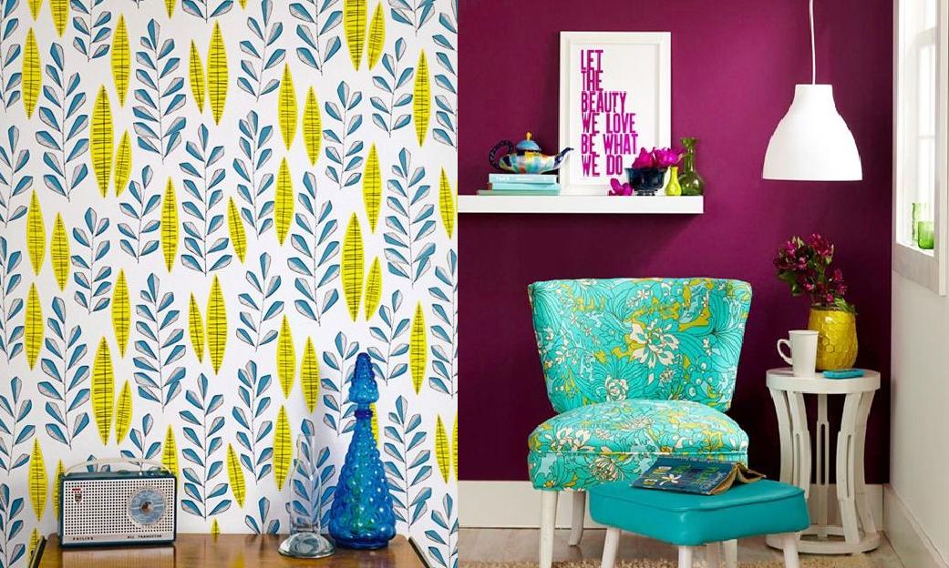 Краска или обои, что лучше для ваших стен?