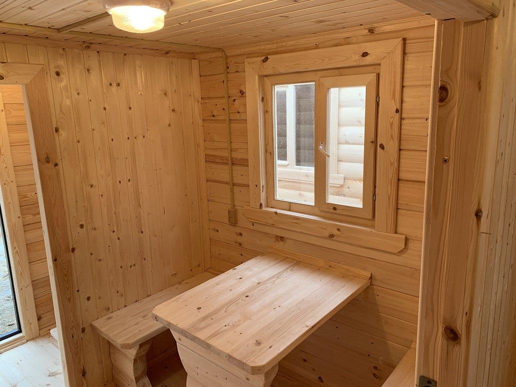 перевозная баня в аренду