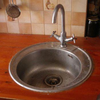 Замена кухоннного смесителя