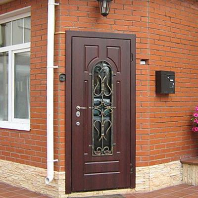 Металлическая дверь: основные преимущества и недостатки