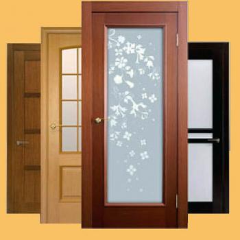 Дверь - главная деталь интерьера!