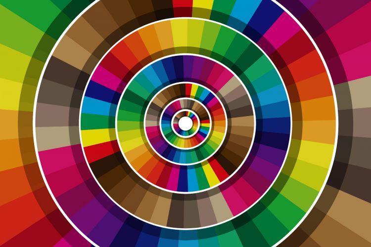 Цветовой круг в интерьерном дизайне