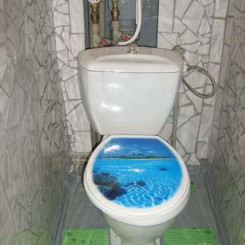 Мой ремонт туалета своими руками