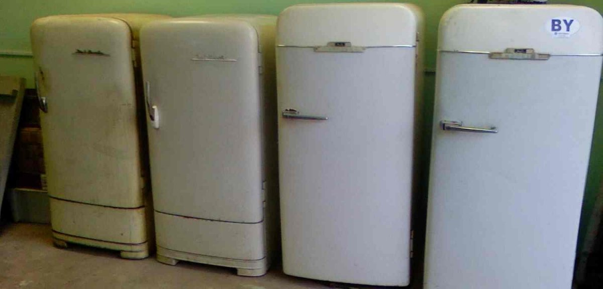 Мой ремонт холодильника