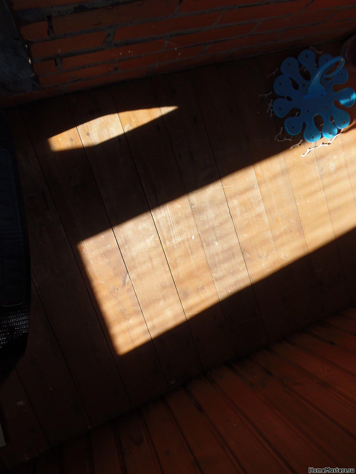 Отделка балкона от СБК-ремонт 2