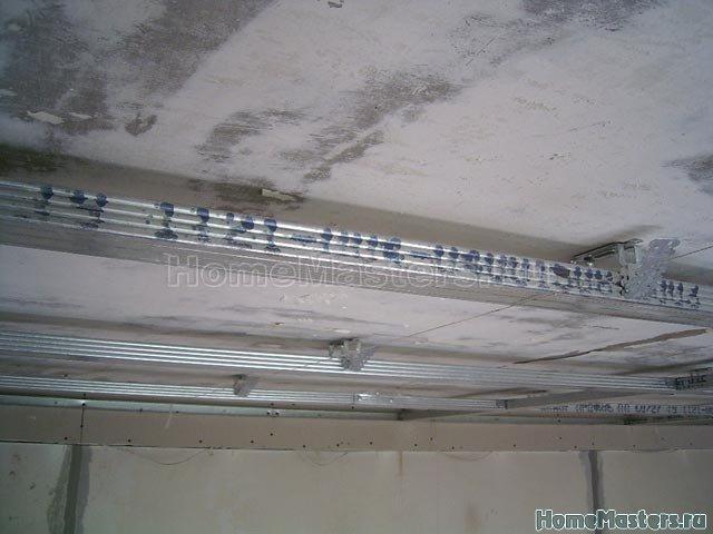 034a каркас потолка