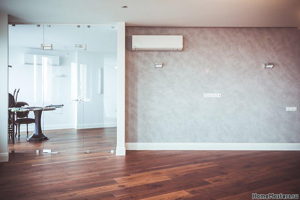 Ремонт и отделка частного дома (пол, стены)