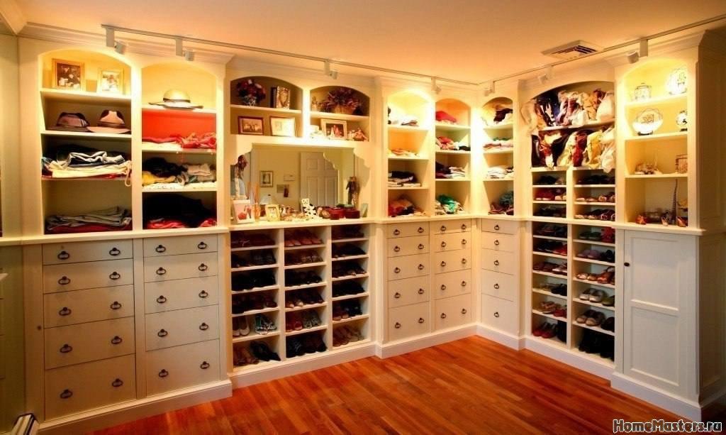 Идея для гардеробной