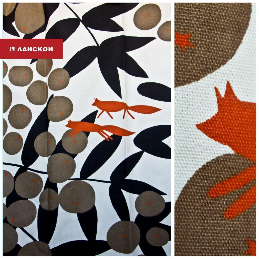 интерьерный текстиль из Швеции