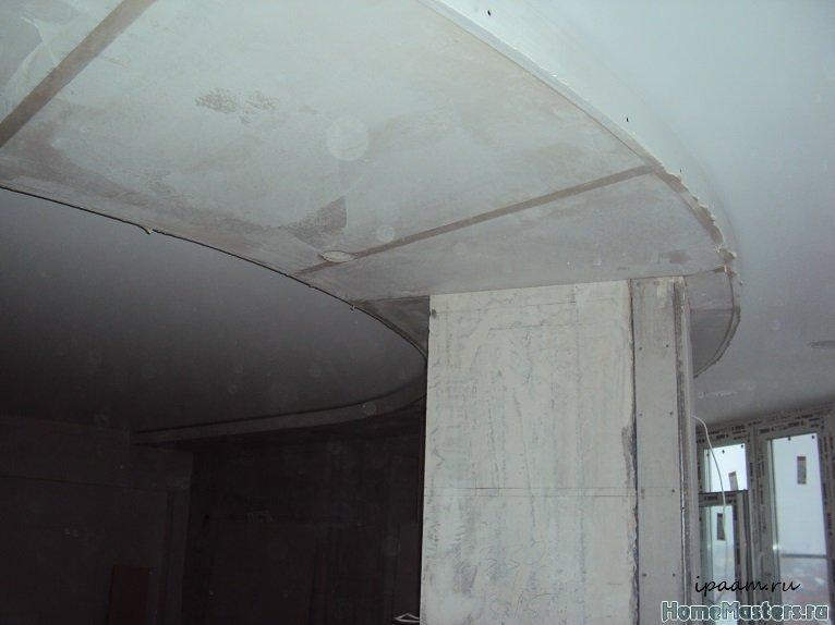 потол
