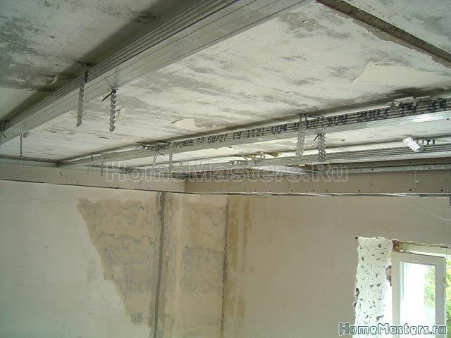 033a каркас потолка