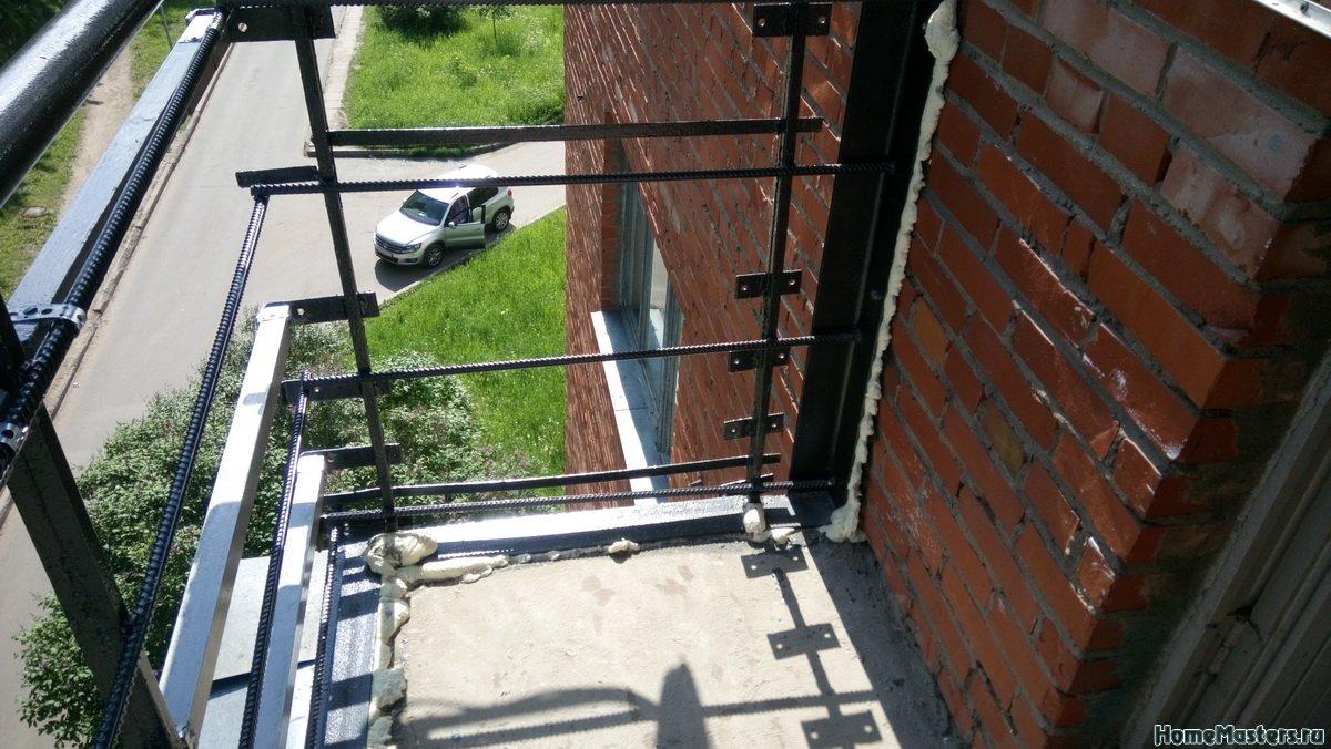 Отделка балкона от СБК-ремонт 10