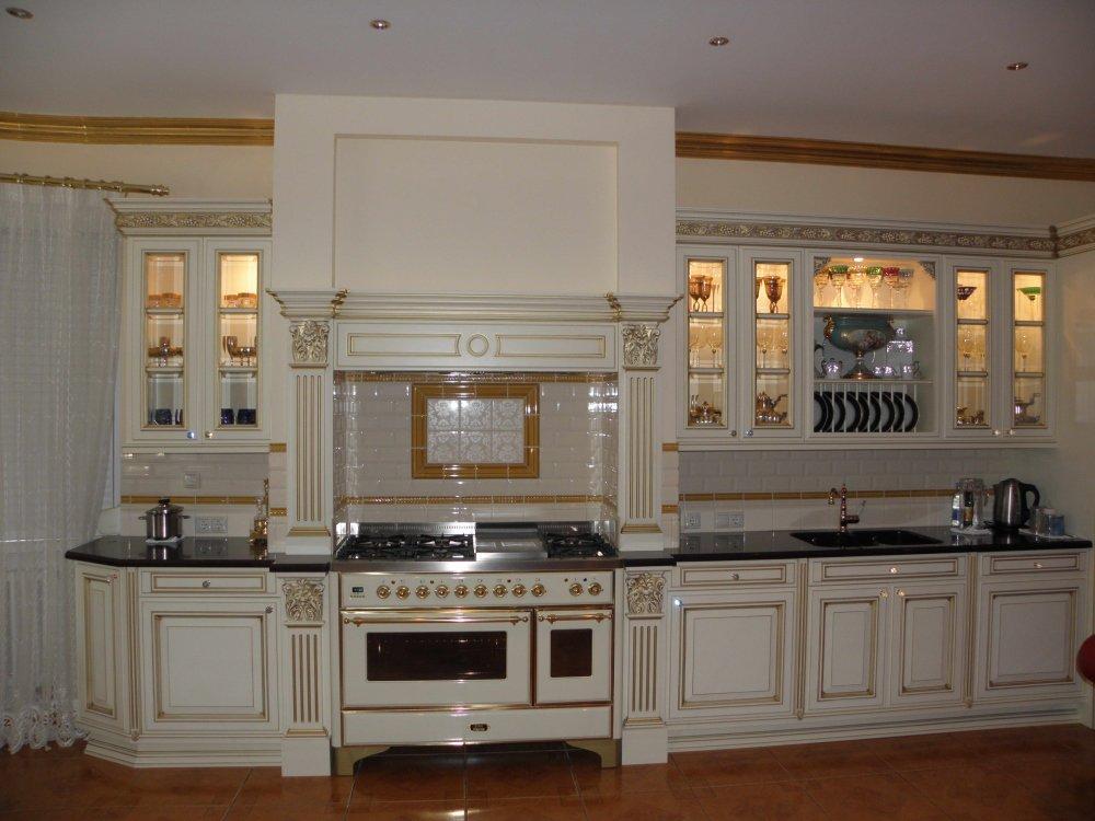 белые кухни от МФ Роял Интерни