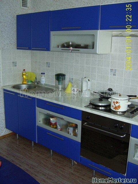 Кухня, вид на мойку