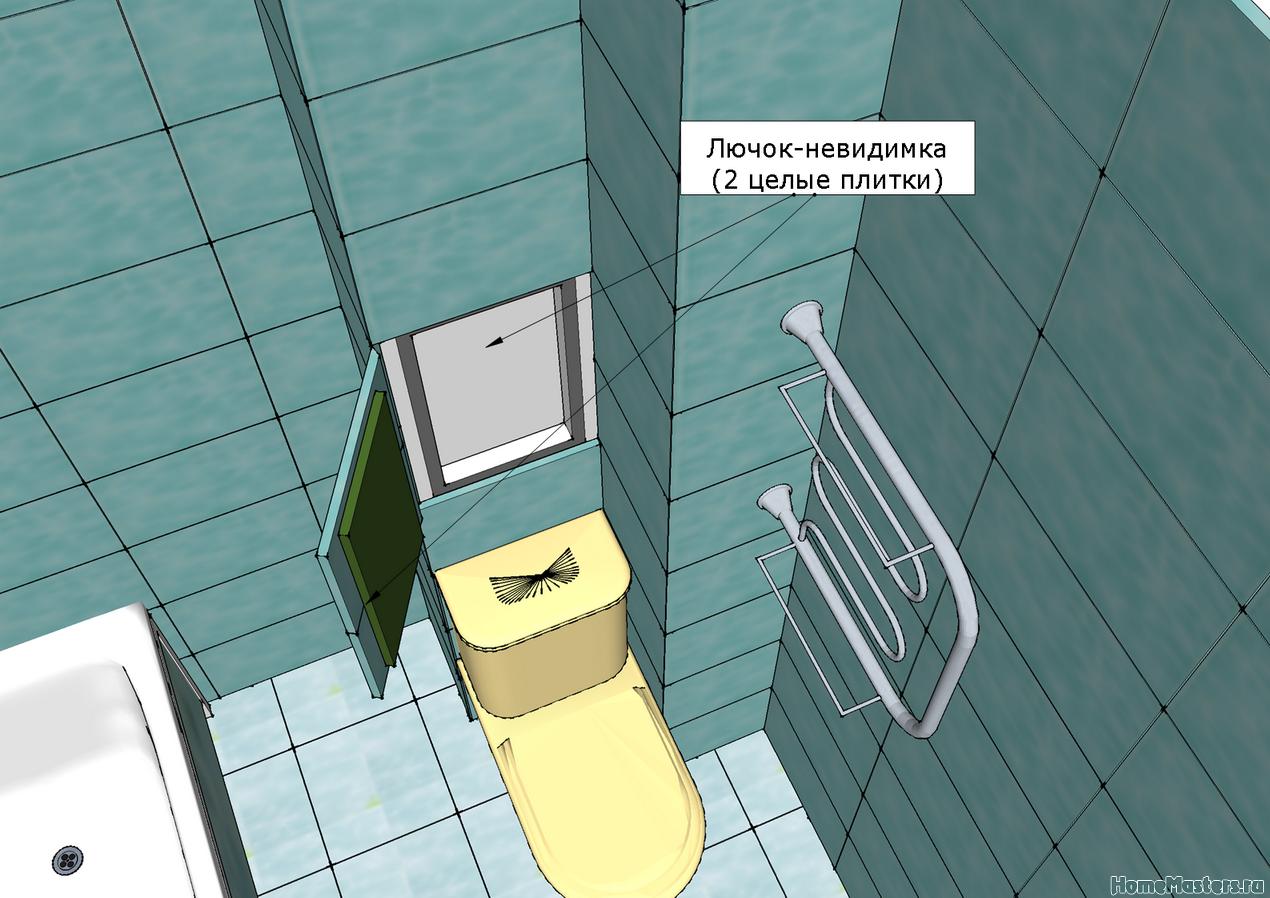 Технический дизайн от СБК-ремонт 6