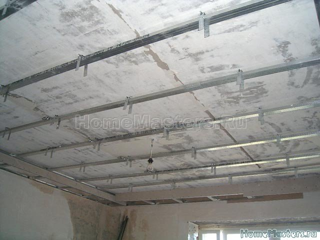 028a каркас потолка