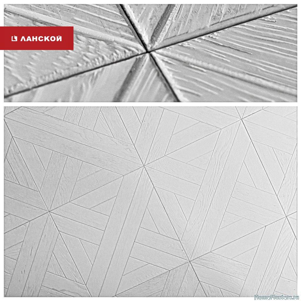 напольные покрытия белого цвета в тк ланской