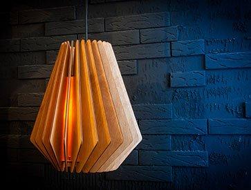 Лампа Турбина