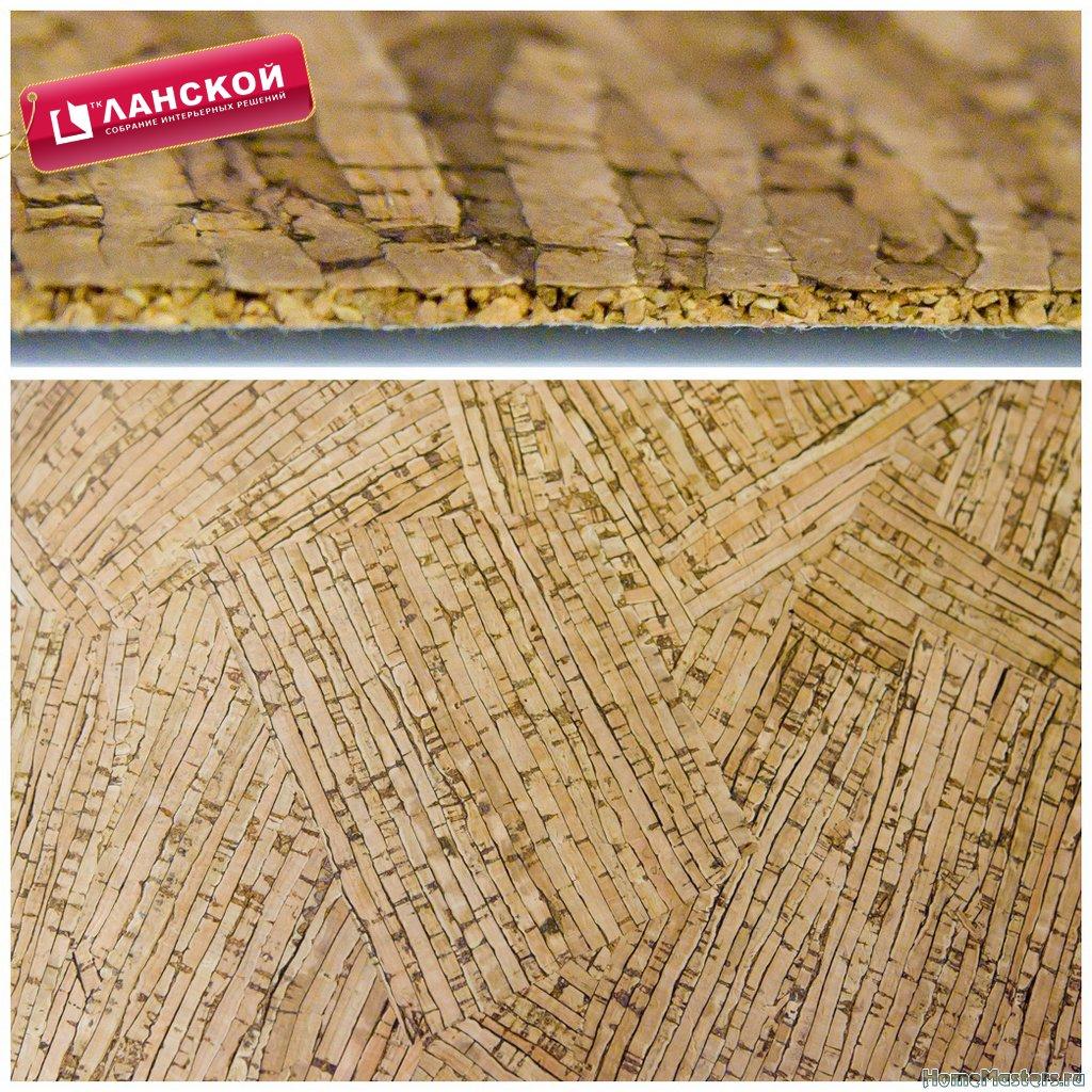 Обои Divina, коллекция Cork wall (Португалия) в ТК Ланской