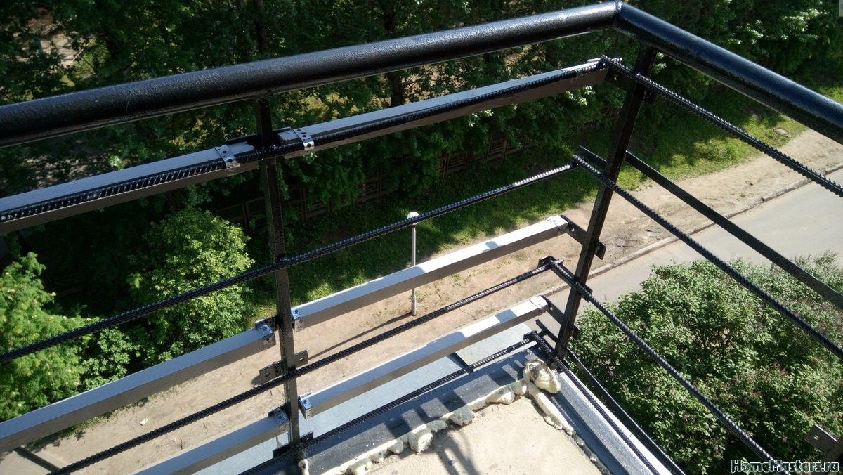 Отделка балкона от СБК-ремонт 9