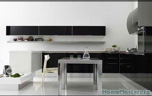 Кухонный минимализм