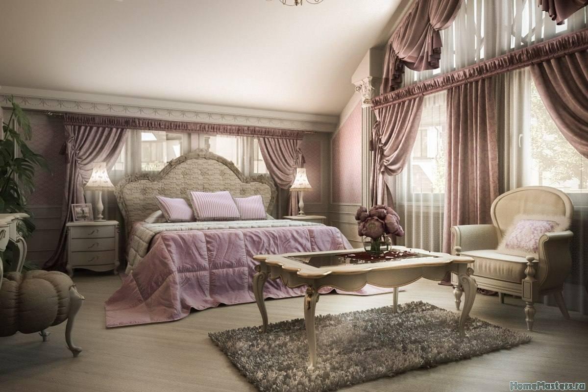 Просто шикарная спальня