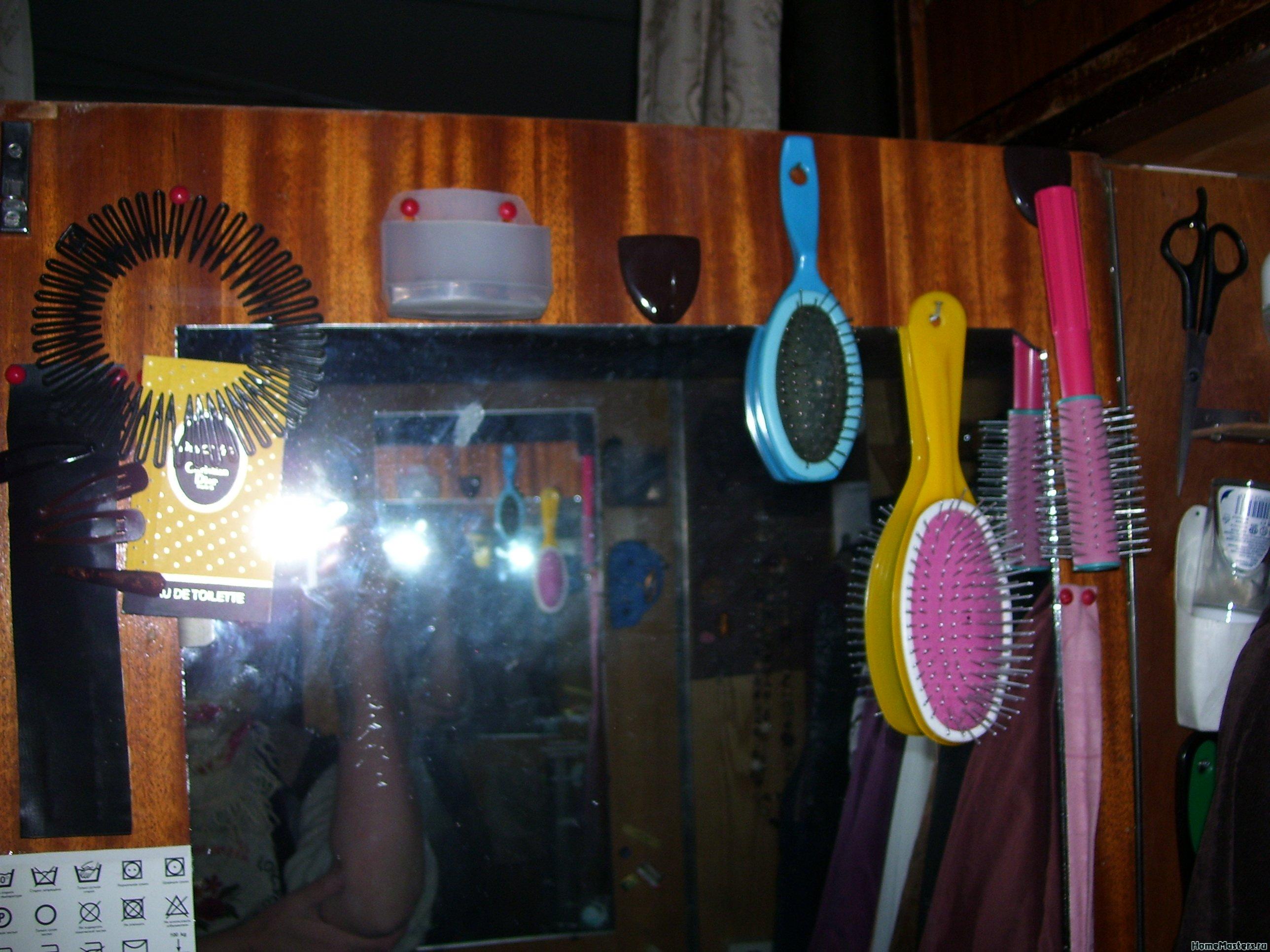 Дверца платяного шкафа