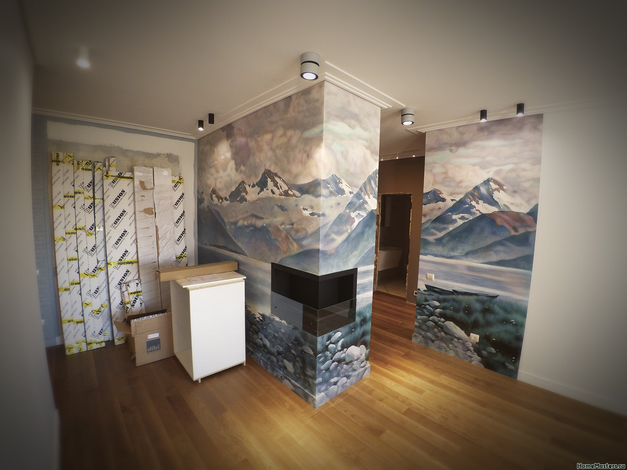 Капитальный ремонт квартиры в г. Мытищи