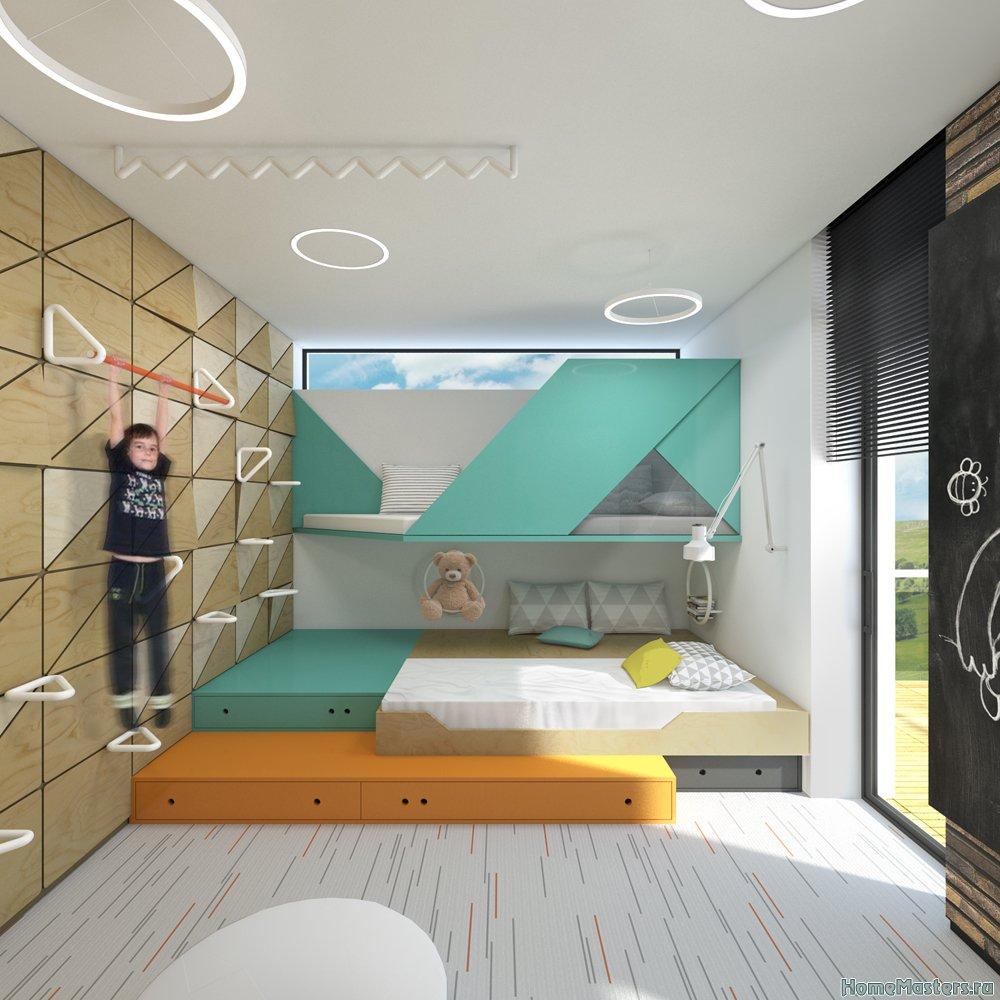 Детская комната 1