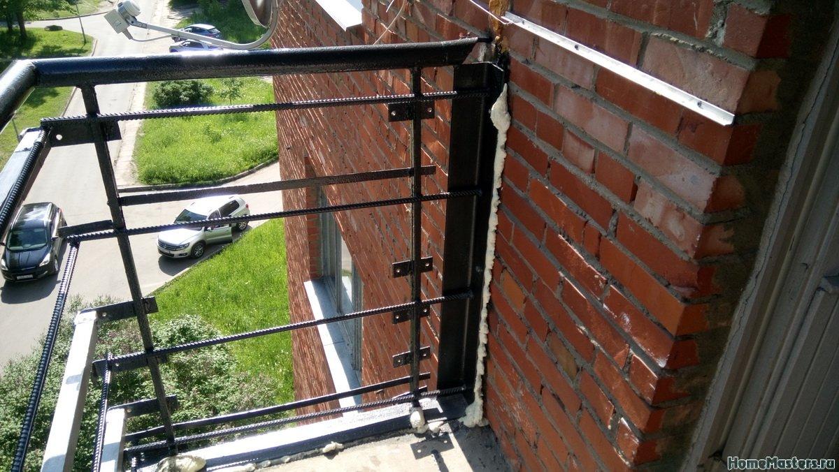 Отделка балкона от СБК-ремонт 13
