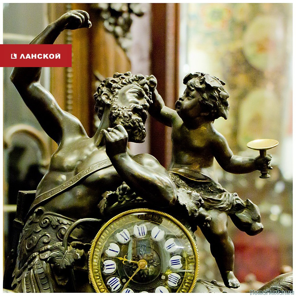 антикварные часы в санкт-петербурге