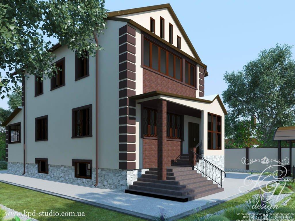 20(2d). House