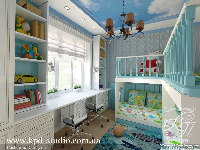 5. Childrens room