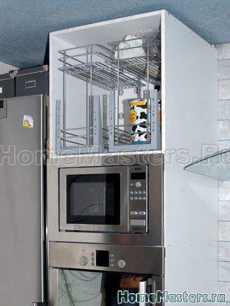 012 Кухонный пенал