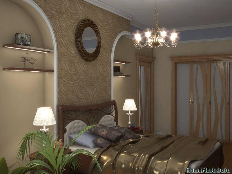 """""""Золотая"""" спальня"""
