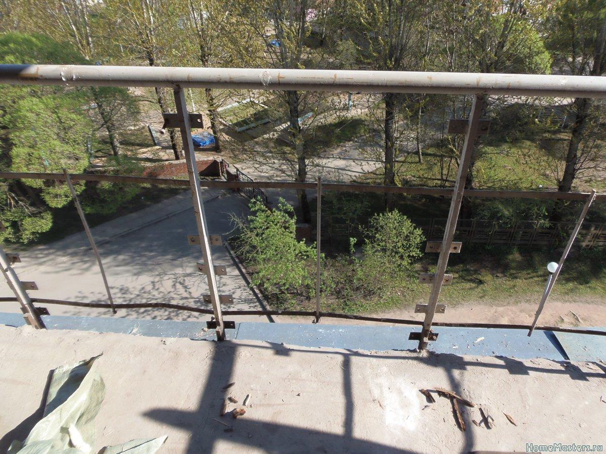 Отделка балкона от СБК-ремонт 7