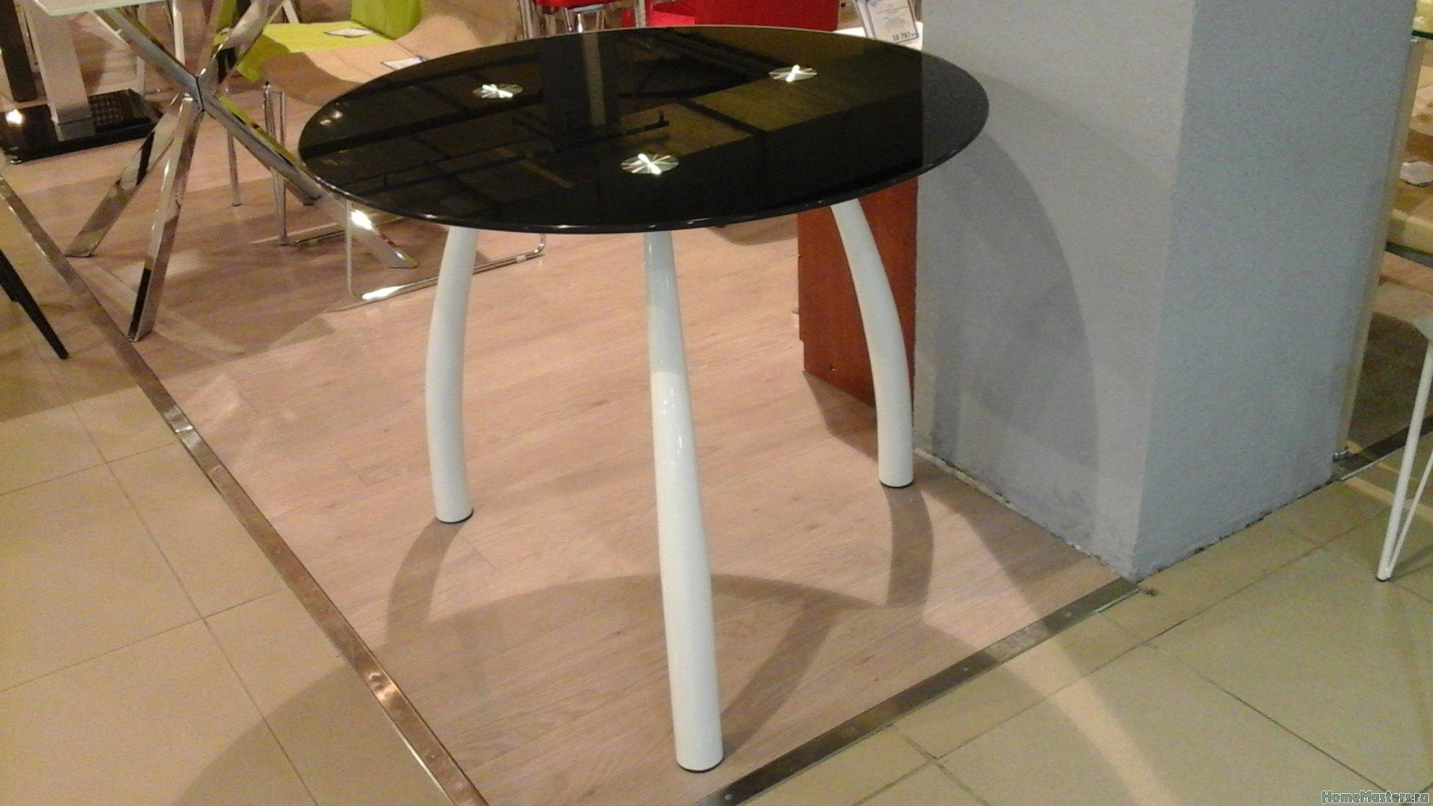Стеклянный стол Орион