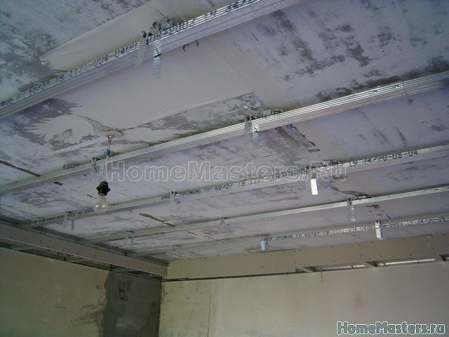 029a каркас потолка