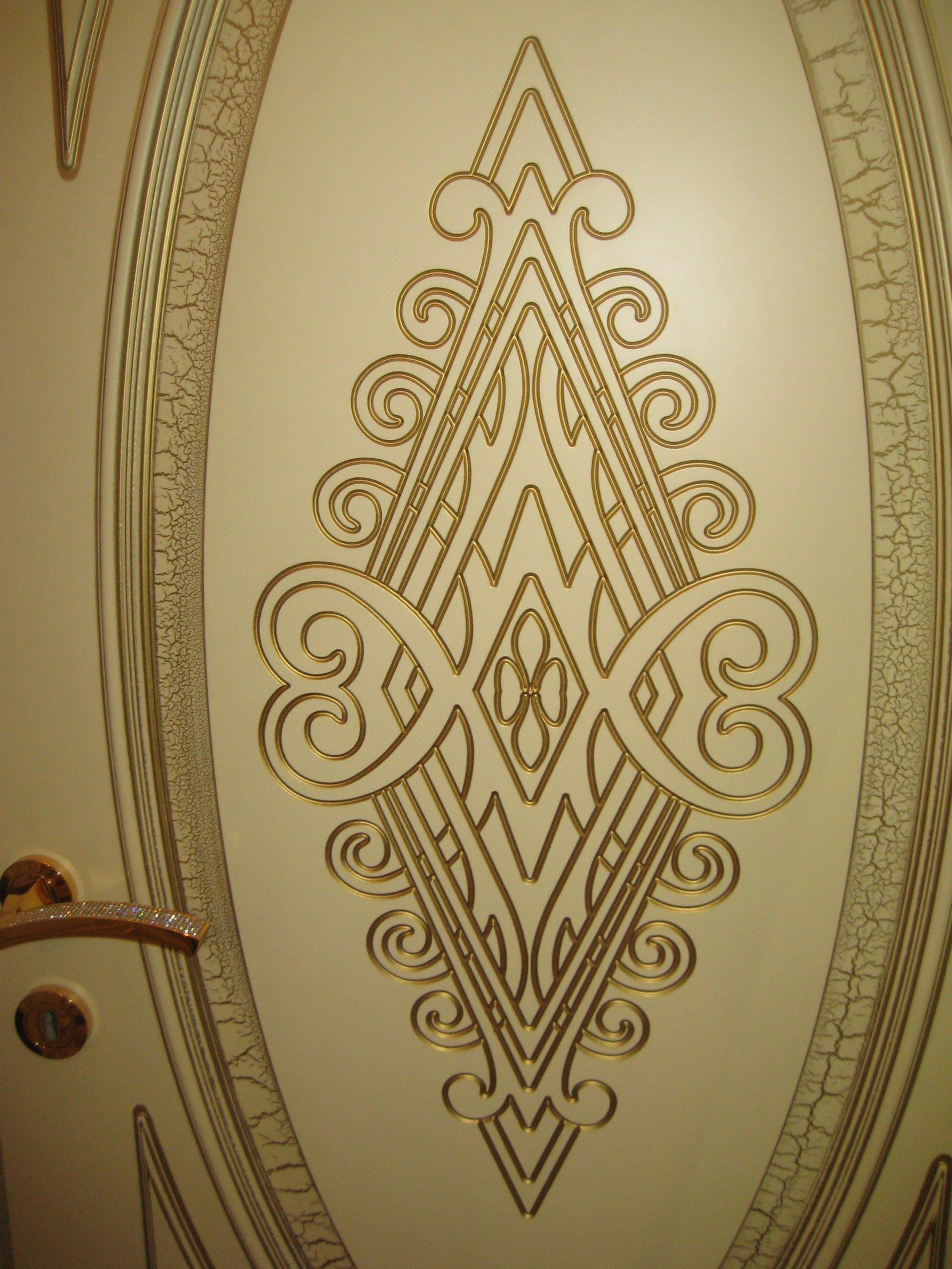 Фрезерованый Декор