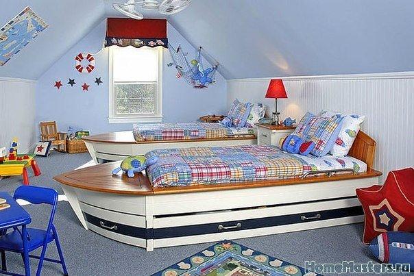 Детская для морячков
