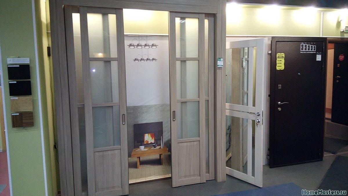 Ремонт магазина дверей от СБК-ремонт