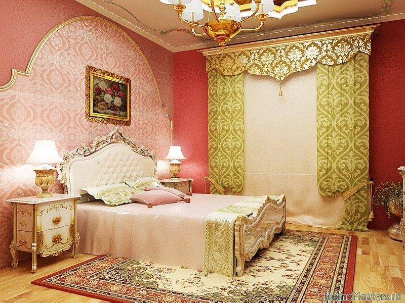 Восточная спальня