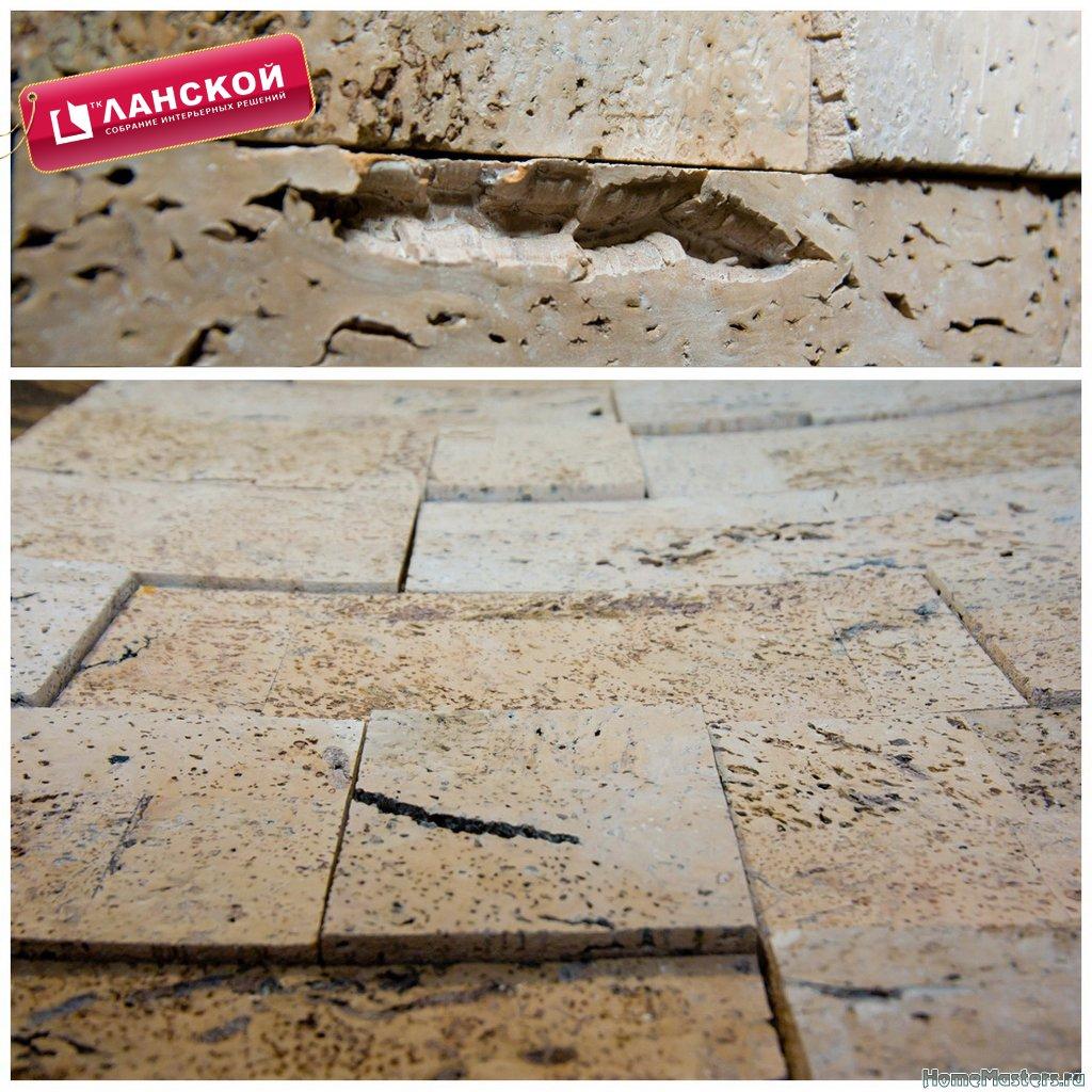 Пробка Muratto, коллекция Cork Bricks, цвет Ivori в ТК Ланской