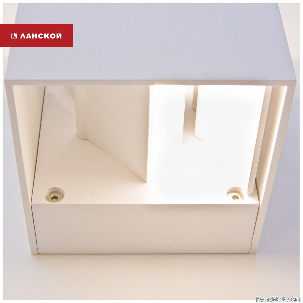светильник для загородного дома, минималистичный