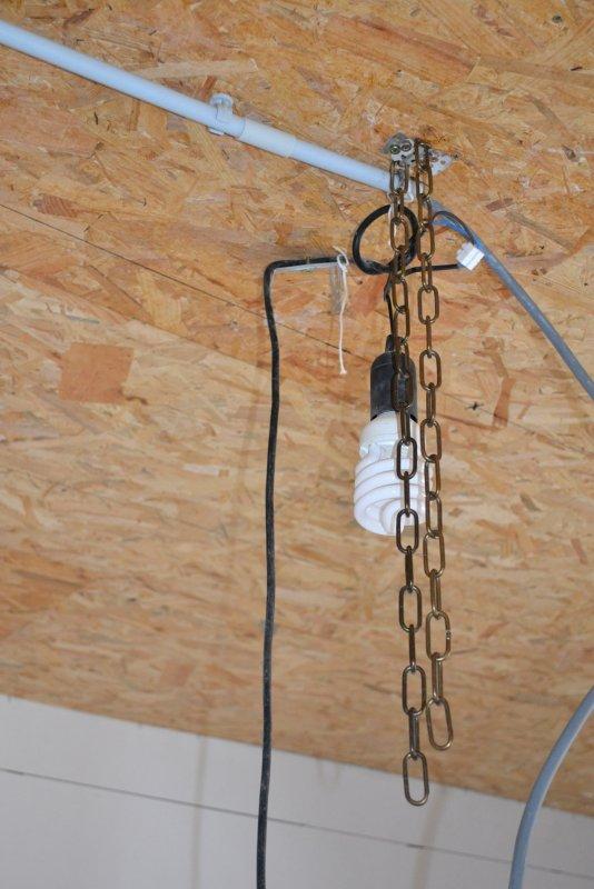 Ремонт спальни  1. Стены, пол, электрика. 045