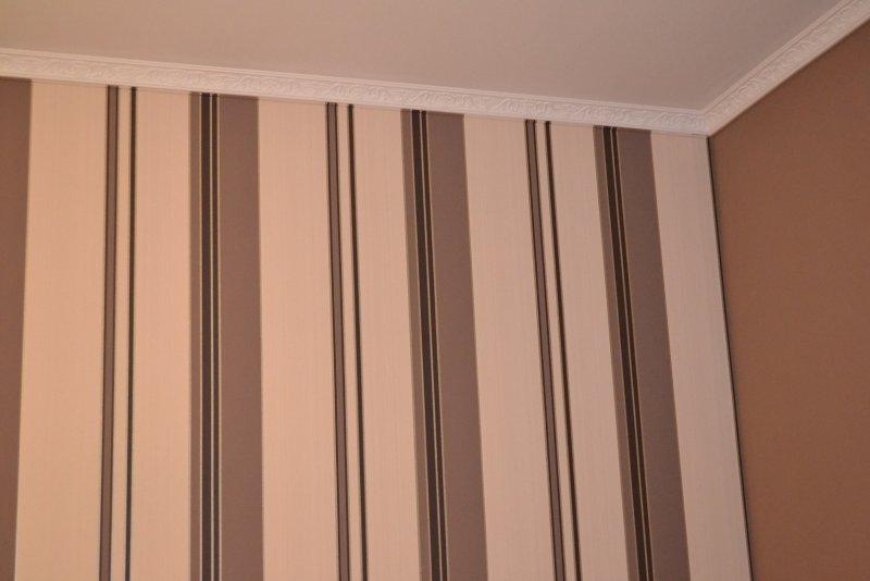 Ремонт спальни  1. Стены, пол, электрика. 055
